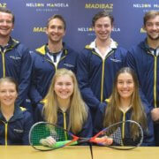 Madibaz prepares for tough USSA squash challenge