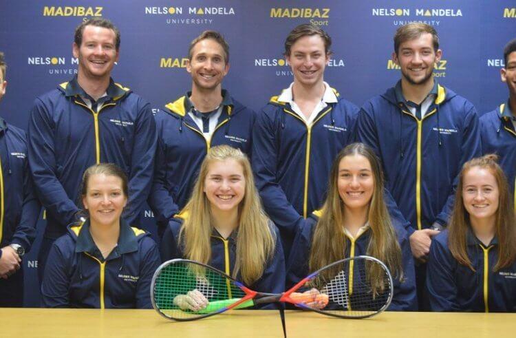 Madibaz prepares for tough USSA squash challenge