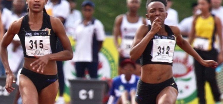 UJ sprinter part of World Games contingent