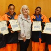 Secured futured for Hout Bay caretakers