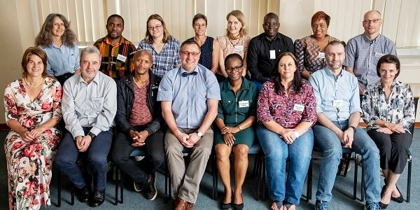 Water quality focus for UFS international summer school