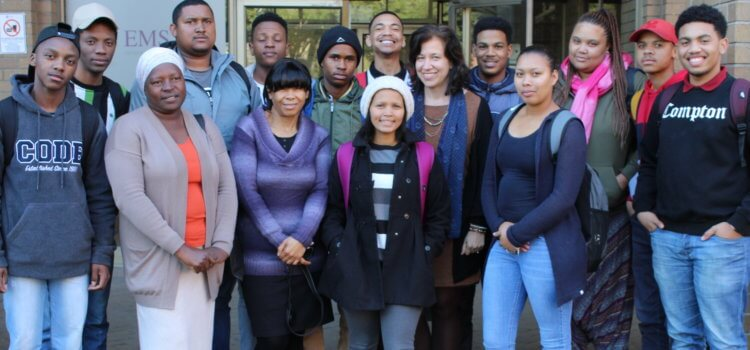 UWC empowers with new academic English course | Yiba