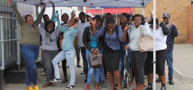 Free education comes to Alex Mall