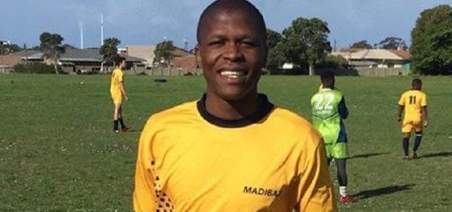 Madibaz football star wants to make an impact