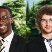 Prestigious Scholarship for two Mandela Uni law students #R2bP