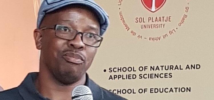 SPU academic wins SA Literary Award