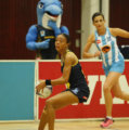 Madibaz netball star earns national recognition