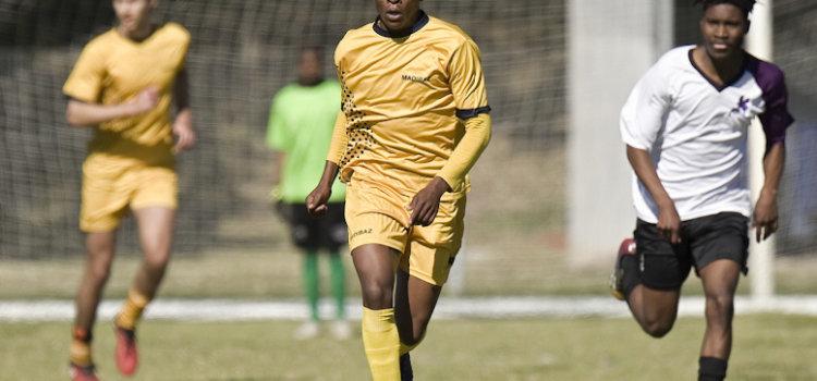 Madibaz men chase spot in Varsity Football
