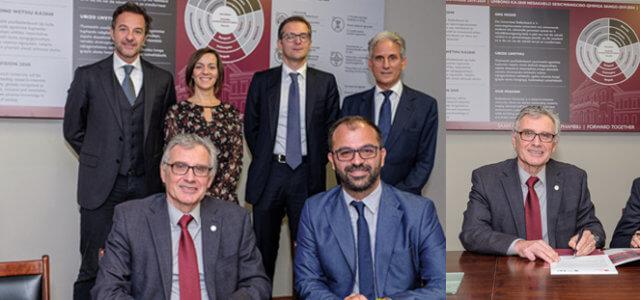 SU joins global university consortium