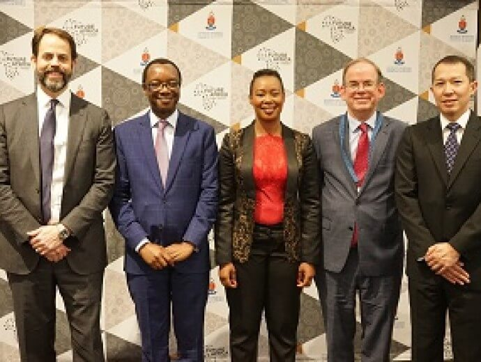 UP-US forum on Africa's digital economy