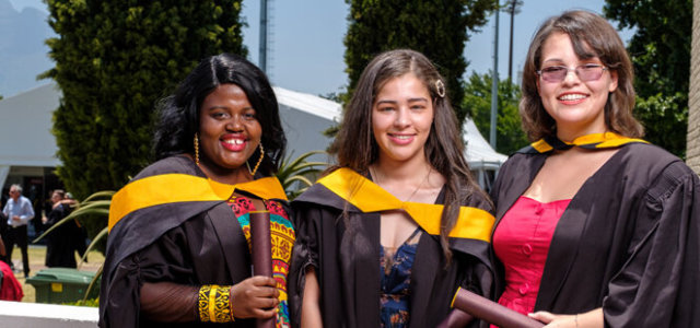 SU's extended degree programme opens doors for graduates