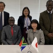 Future Africa Director Prof Cheikh Mbow leads UP delegation to Japan to drive Africa-Asia collaboration