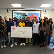 Huawei awards bursaries to UCT students