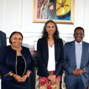 Australian High Commissioner and Rhodes University talk partnership opportunities