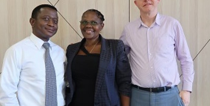 Pan African Cancer Research Institute at UP highlights importance of community cancer centres, prevention