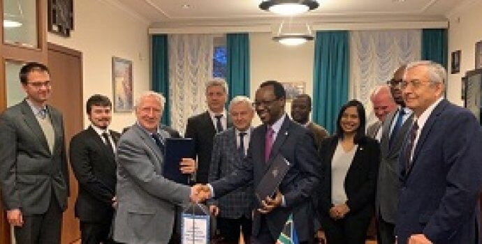 UP the first SA institution to partner with the Joint Institute for Nuclear Research