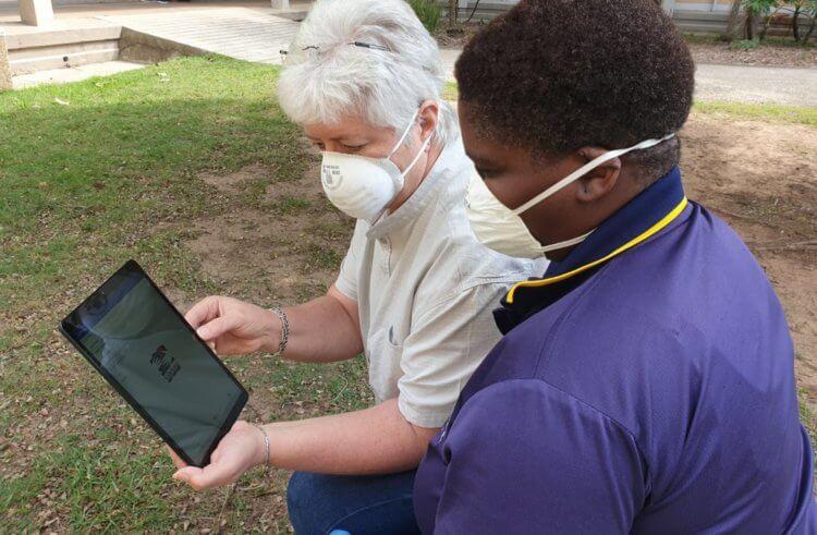 Yabelana app to benefit communities