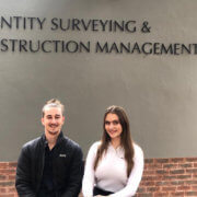 Kovsie students recognised by national quantity surveying organisation