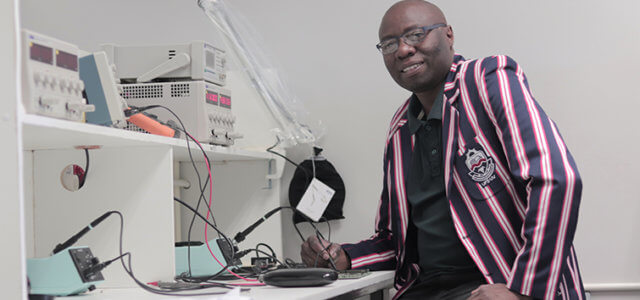 Cutting-edge research can improve Africa: Dr Ocaya