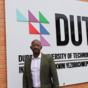Dr Joe Molete Aims to inspire 'greatness'