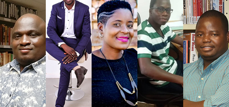Five UFS postdoctoral fellows benefit from Carnegie funded scholarships