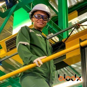 Biodx's Process Engineer talks the science of her dream job