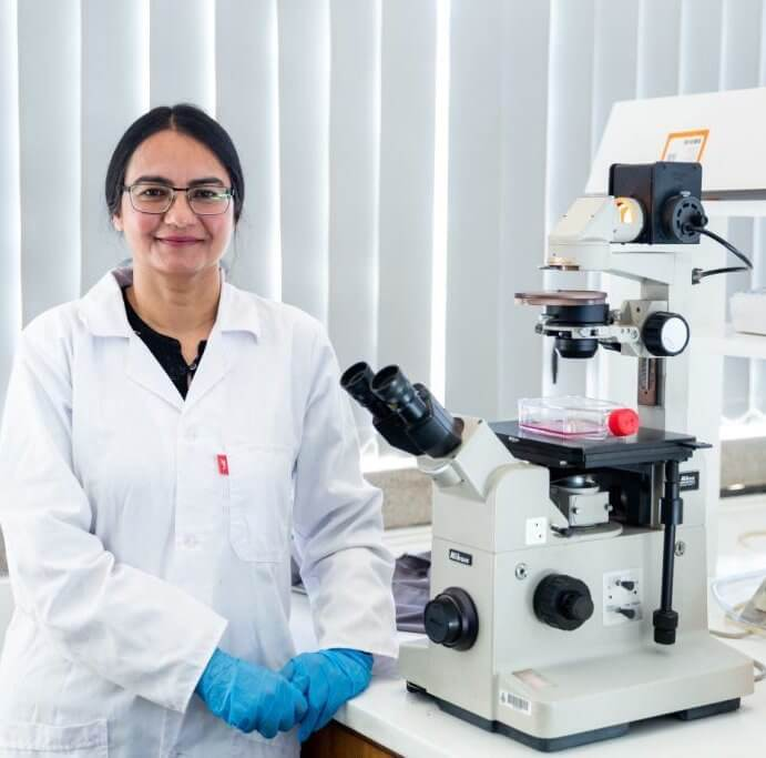 WITS develops a therapeutic for aggressive Breast Cancer