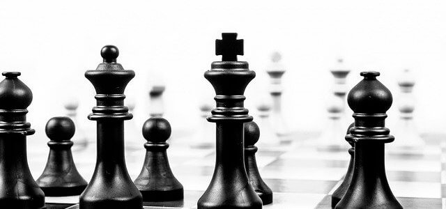 Making a difference one chess piece at a time