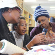 Women's work, food and reproductive labour: a snapshot of gender equality research at UCT