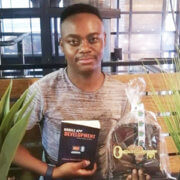 Engineering student's book wins award