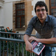 Young historian achieves top NRF rating