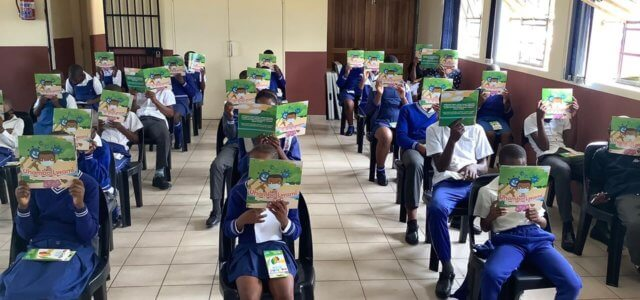 UKZN Social Work Lecturer publishes isiZulu COVID-19 Children's book