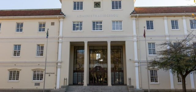 A first for SA: Stellenbosch University receives certificate for energy efficient building