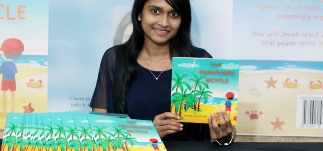 Education student launches first Children's book