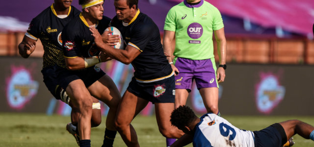 Madibaz learn valuable lessons in Varsity Cup examination