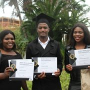 People development & technology celebrate academic excellence
