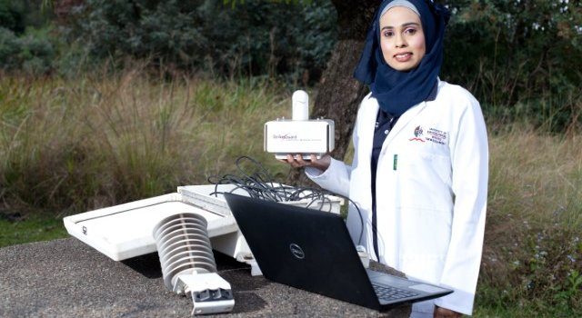 Lightning Detection System a Life-Saver for Rural Communities