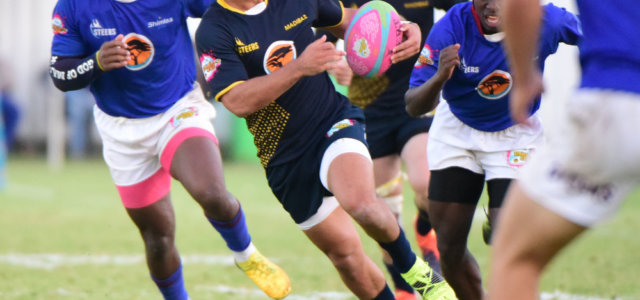 Madibaz ready for challenge against Varsity Cup's top guns