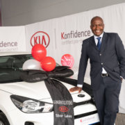 Passion and perseverance pay off for gardener turned-graduate with the help of Kia Konfidence