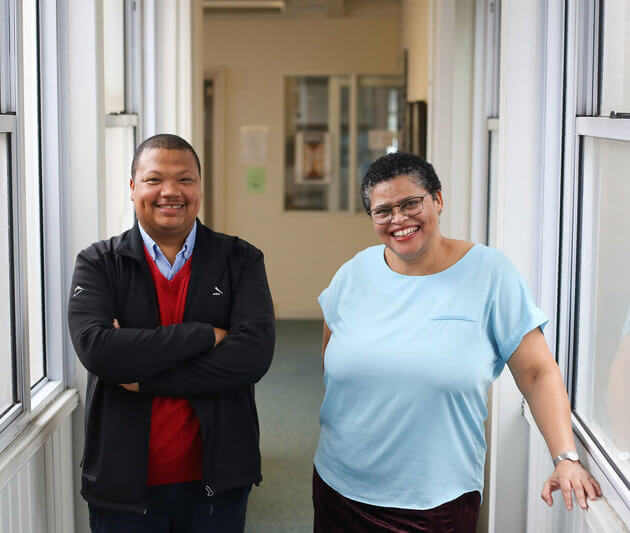 Rare honours and international recognition for UCT research managers