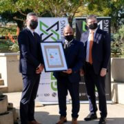 SU spinout company ensures school receives first ever energy efficient certificate in SA