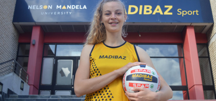 Madibaz netball star thrives in SPARvirtual challenge role