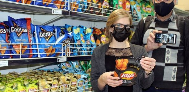 Eye tracker in UFS sensory laboratory provides world-class service to food industry