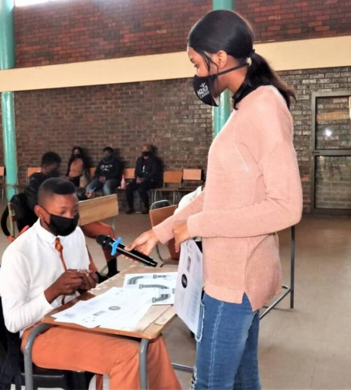 1 500 Learners benefit from youth development programme