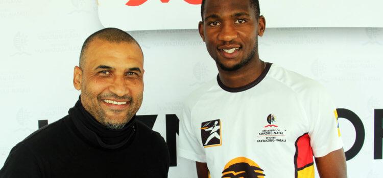 High Hopes for UKZN Soccer Under Coaching of Ex-Bafana Bafana and Bundesliga Star