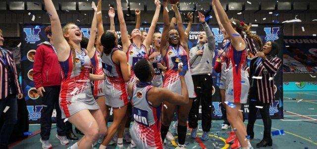 UFS crowned 2021 Varsity Netball champions